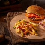Molho de queijo para hambúrguer: receita artesanal