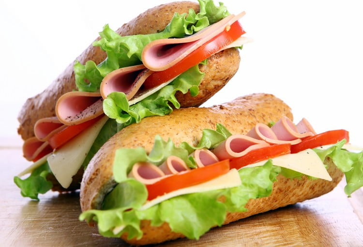 como fazer sanduíche natural para vender